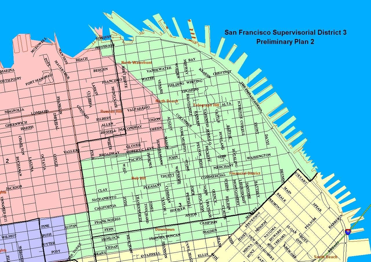 Sf District Maps & Data  Sf Gsa