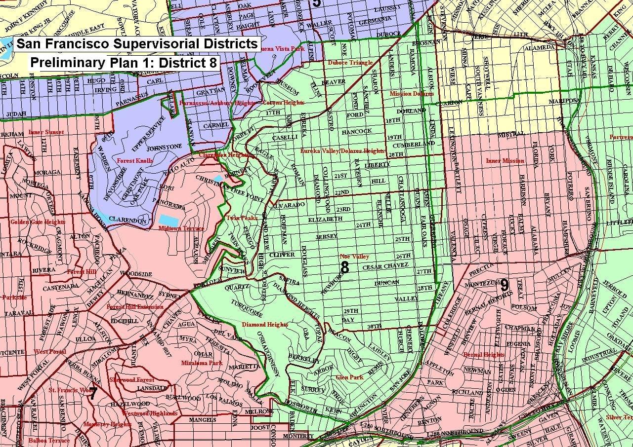 SF District Maps & Data | SF GSA on