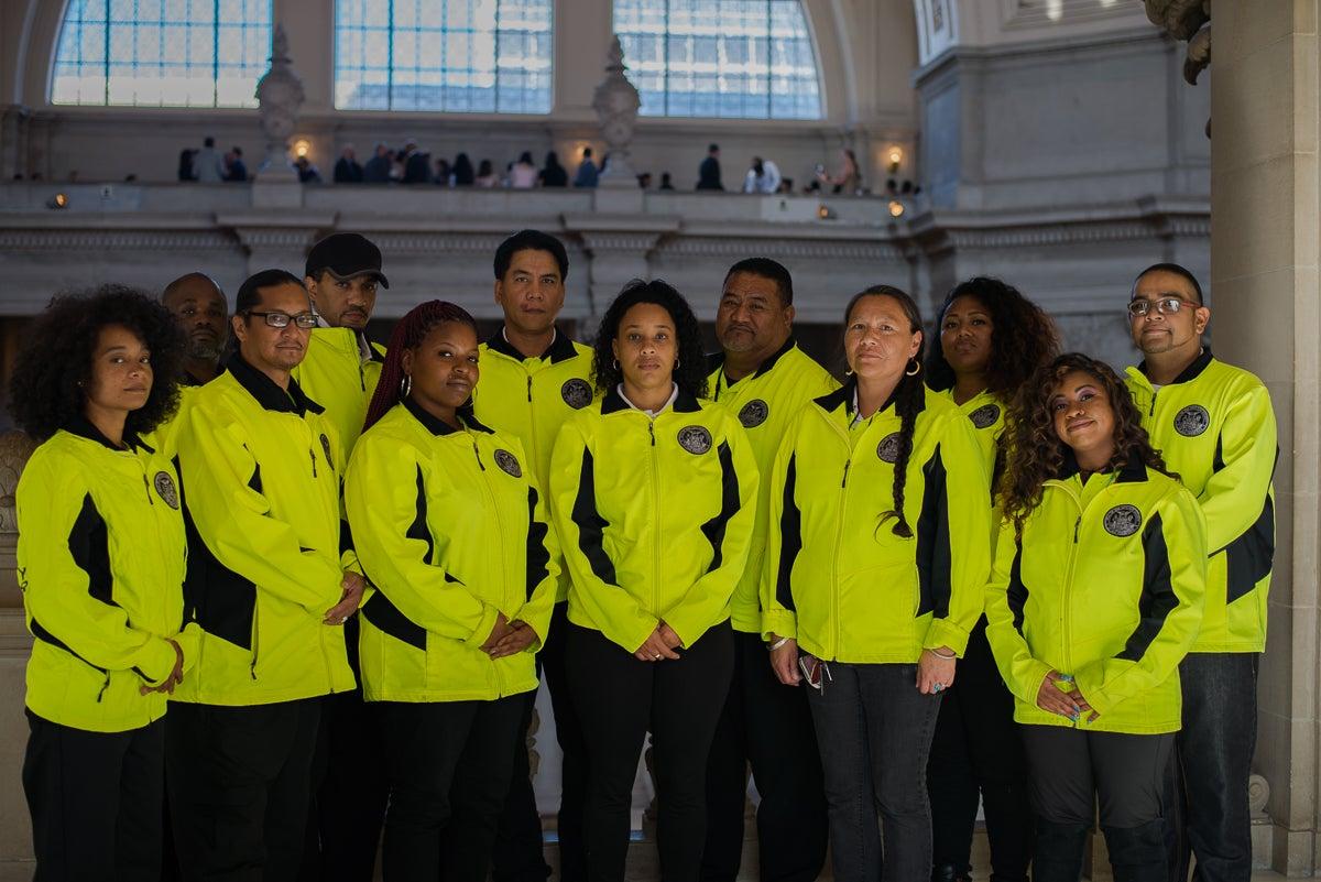 Community Ambassadors Mid-Market/Tenderloin Team