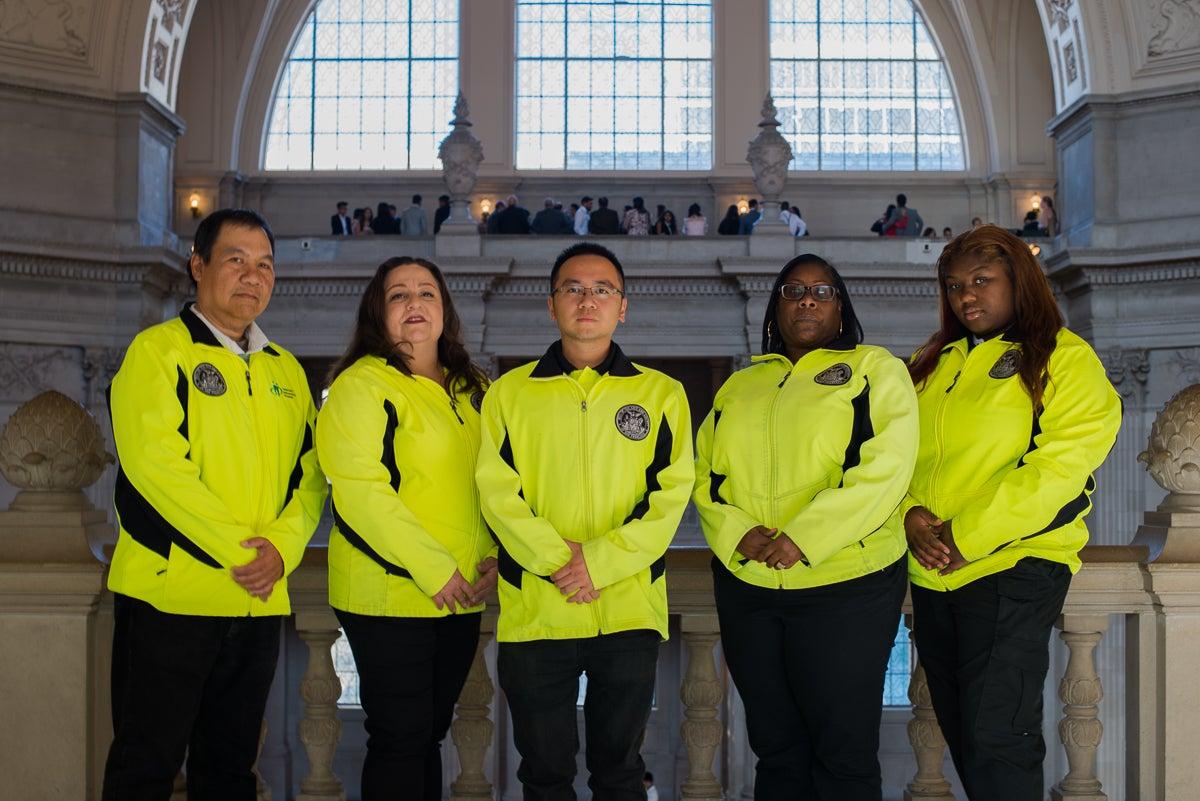 Community Ambassadors Visitacion Valley/Portola Team