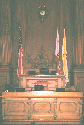 Dias of the Board of Supervisors Chamber