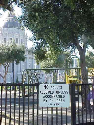 San Francisco City Hall Childrens Only Park