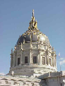 San Francisco City Hall  Exterior Dome