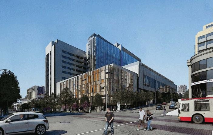 california pacific medical center  cpmc  long range development plan