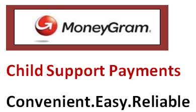 MoneyGram Child Support Payments