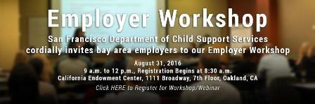 Employer Workshop