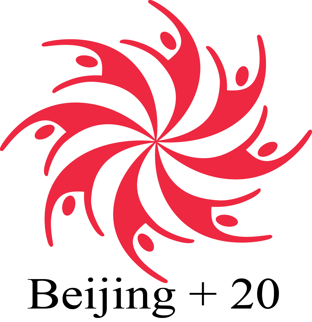 Beijing Plus 20 Logo