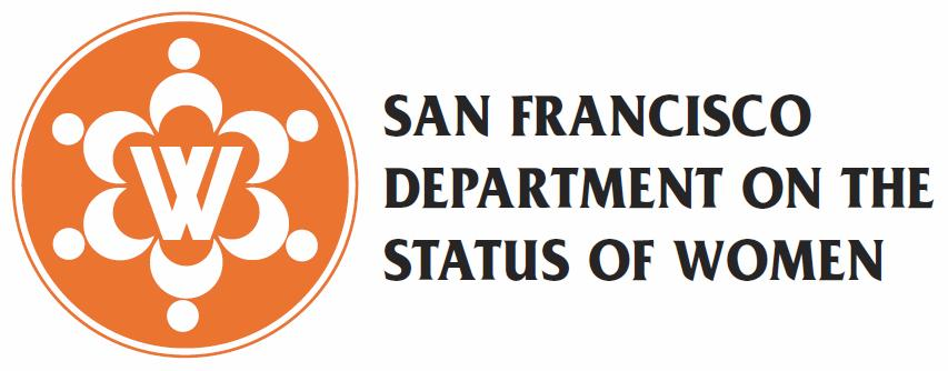 Department on the Status of Women Logo