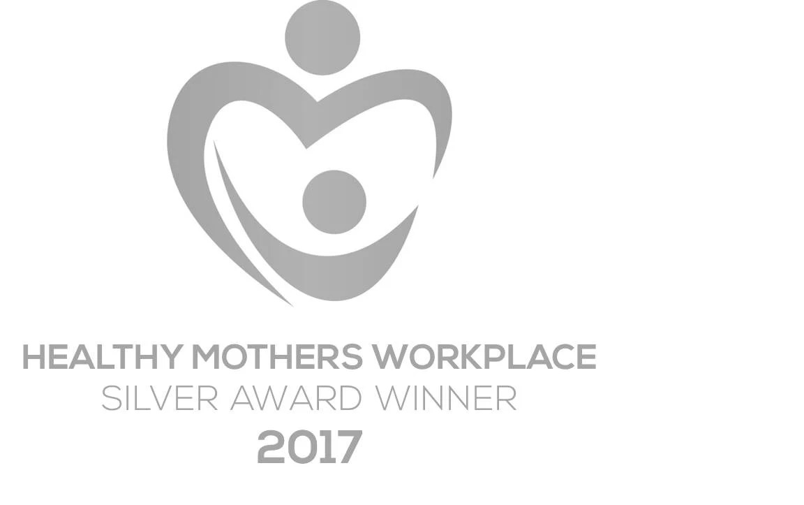 Healthy Mothers Workplace: Silver Award 2017