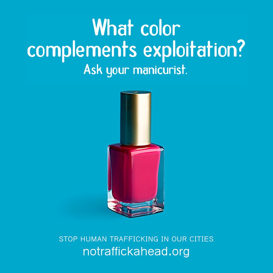 Which Color complements exploitation? Ask your manicurist