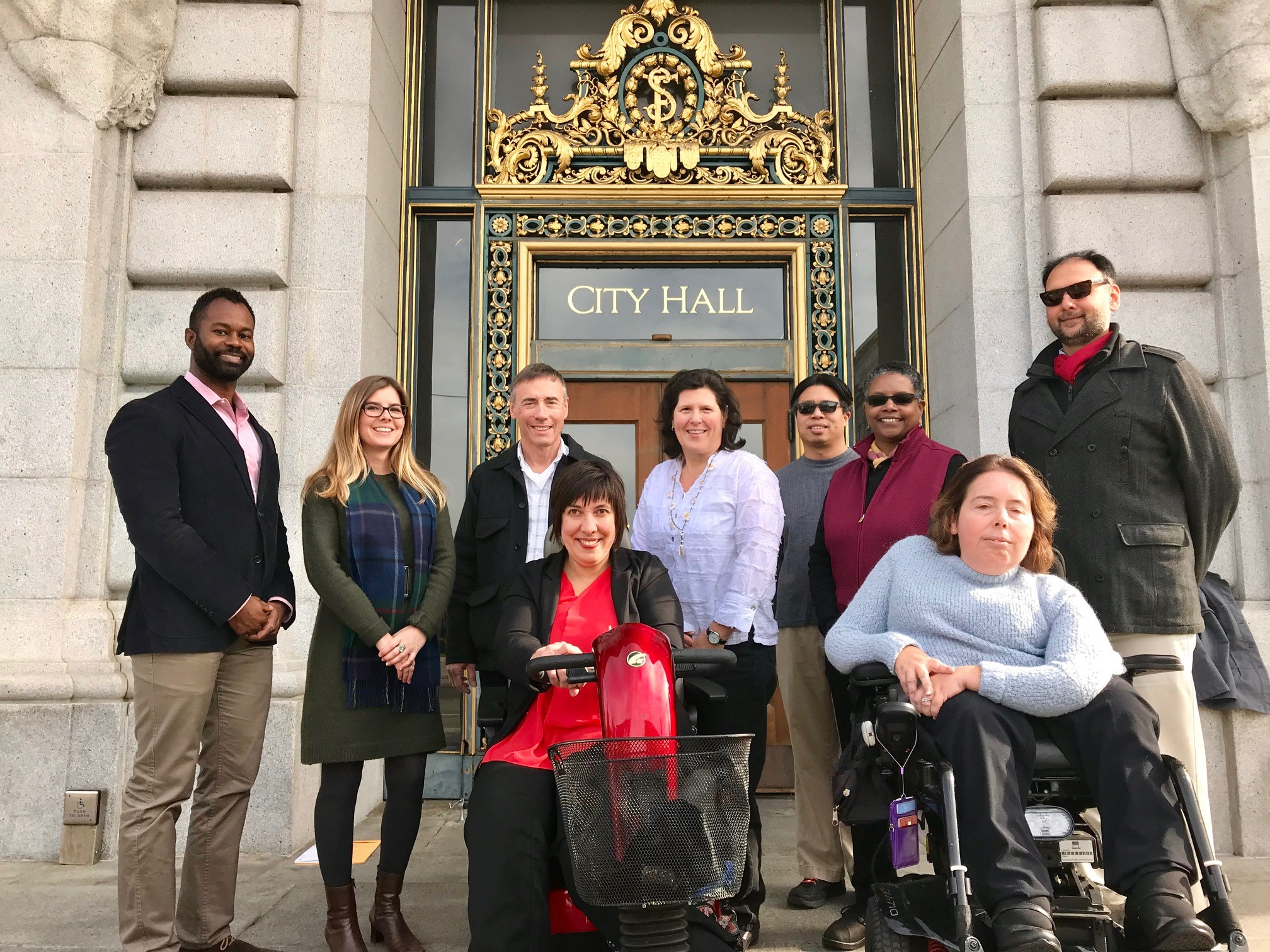 Mayor's Office on Disability Staff Photo