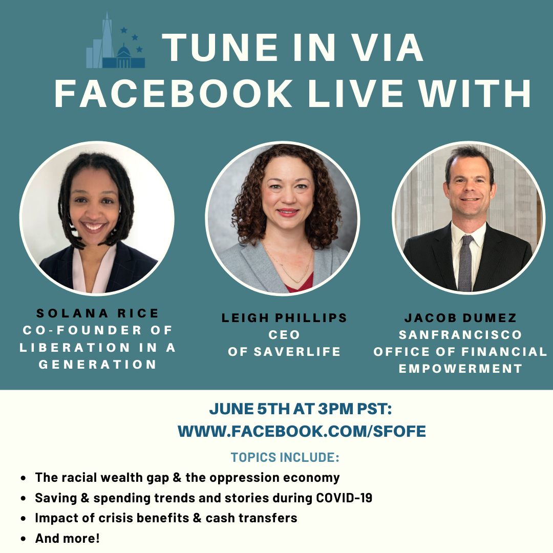 Facebook Live - June 5th