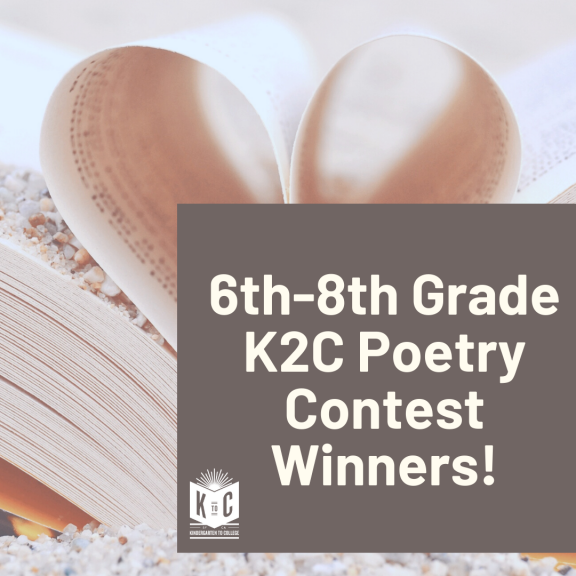 K2C Poetry Contest Winners