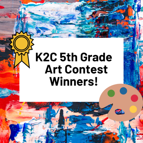 K2C Art Contest Winners
