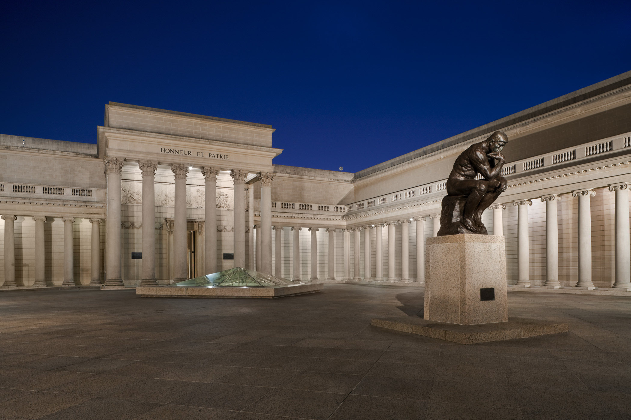Legion of Honor exterior view