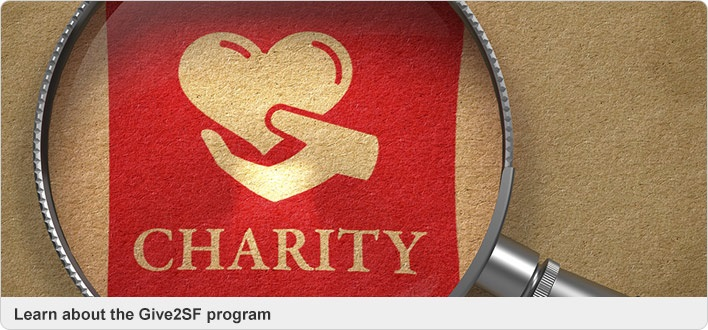 learn about the give2sf program