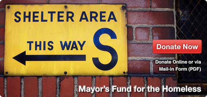 mayor's fund for the homeless