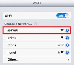 San Francisco free WiFi