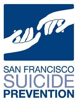 san francisco suicide prevention logo