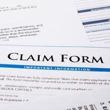 City Claim Form