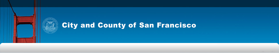 Seal of the City and County of San Francisco
