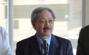 Mayor Lee Announces New Housing for Chronically Homeless Veterans