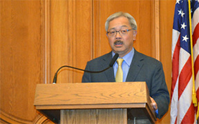 Mayor Lee Announces Release of City's Five-Year Financial Plan