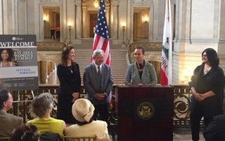Gender Equity:  Mayor Announces Bay Area Women Summit